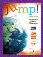 Jump! Library Spring 2018 Catalogue
