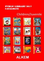 Public Library 2017 Catalogues- Juvenile/Children (PDF)